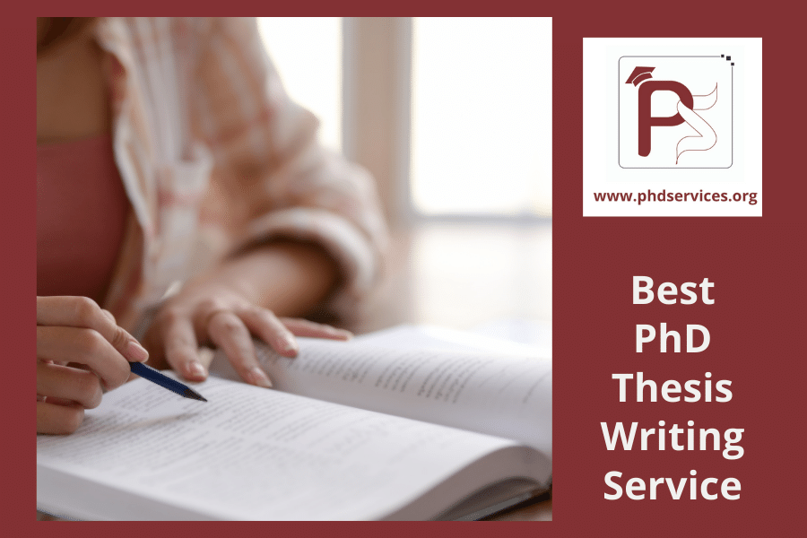 Best phd Thesis writing service for PhD MS Scholars