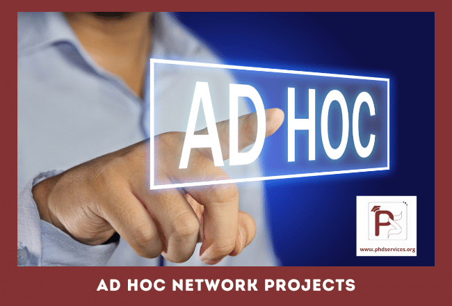 Buy PhD Projects in Ad Hoc Network