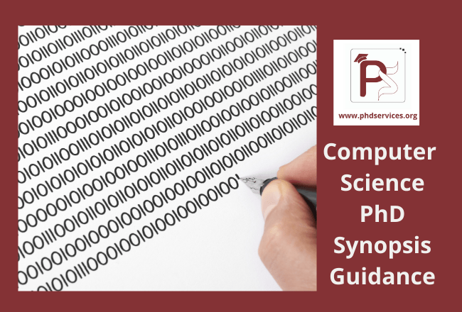 No1 computer science phd synopsis guidance