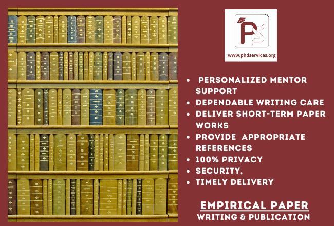 Empirical paper writing service