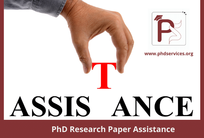 PhD Research Paper assistance for research scholars