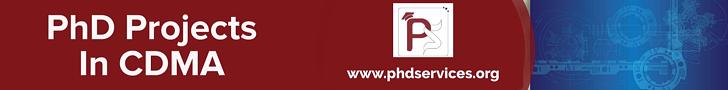 PhD Projects in CDMA