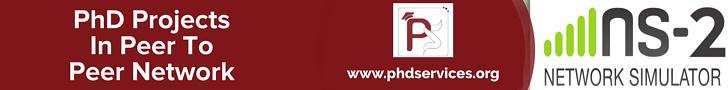 PhD Projects in Peer-Peer Network