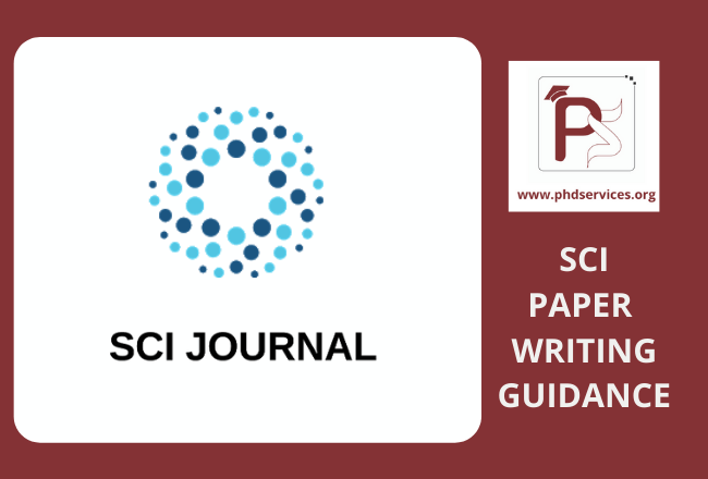 Guidelines for SCI Paper Writing Guidance