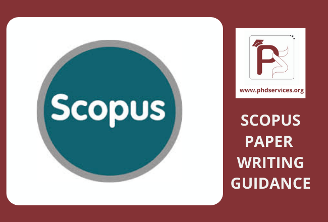 Guidelines for Scopus paper writing guidlines