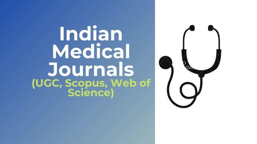 Indian Medical Journals
