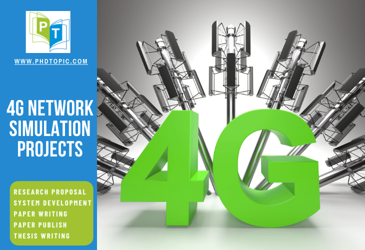 4G Network Simulation Projects