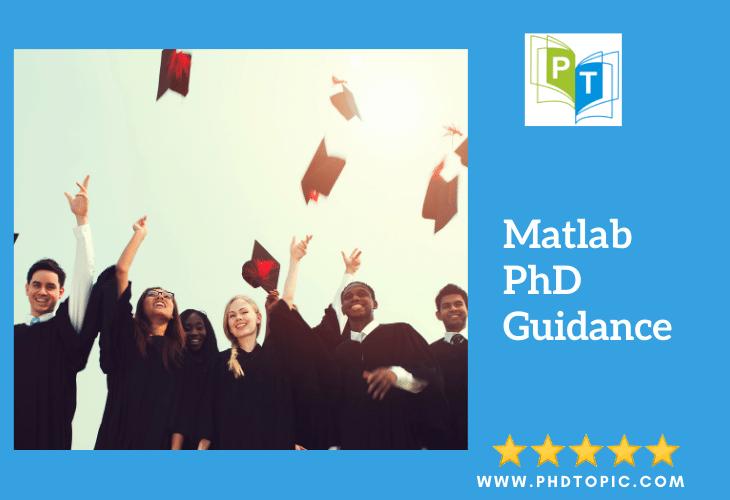 Matlab PhD Guidance Online