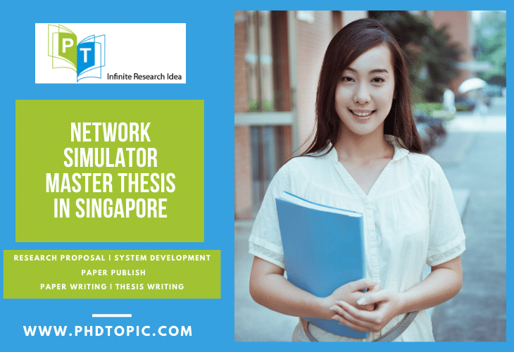 Online Help Network Simulator Master Thesis in Singapore