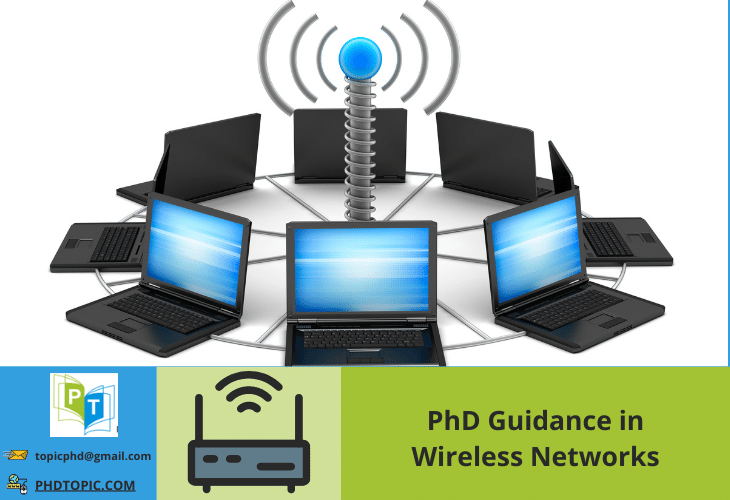 PhD Guidelines in Wireless Networks Online Help