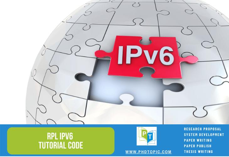 Learn RPL IPv6 Tutorial code Online