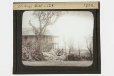 Photograph of the Orange Hill Estate house (YM: TA123)