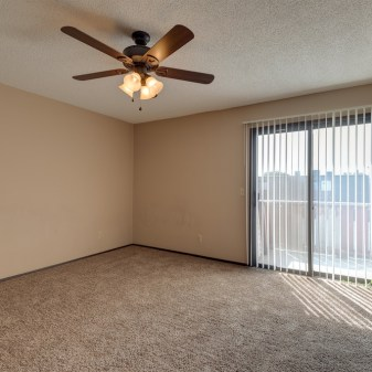Pheasant Run, 2 Bedroom Apartment, Master Bedroom