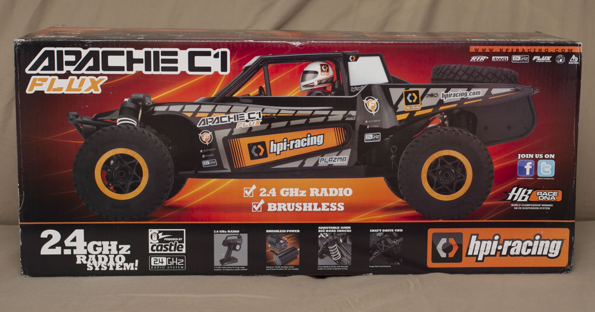 RC Buggy Banquet Donation