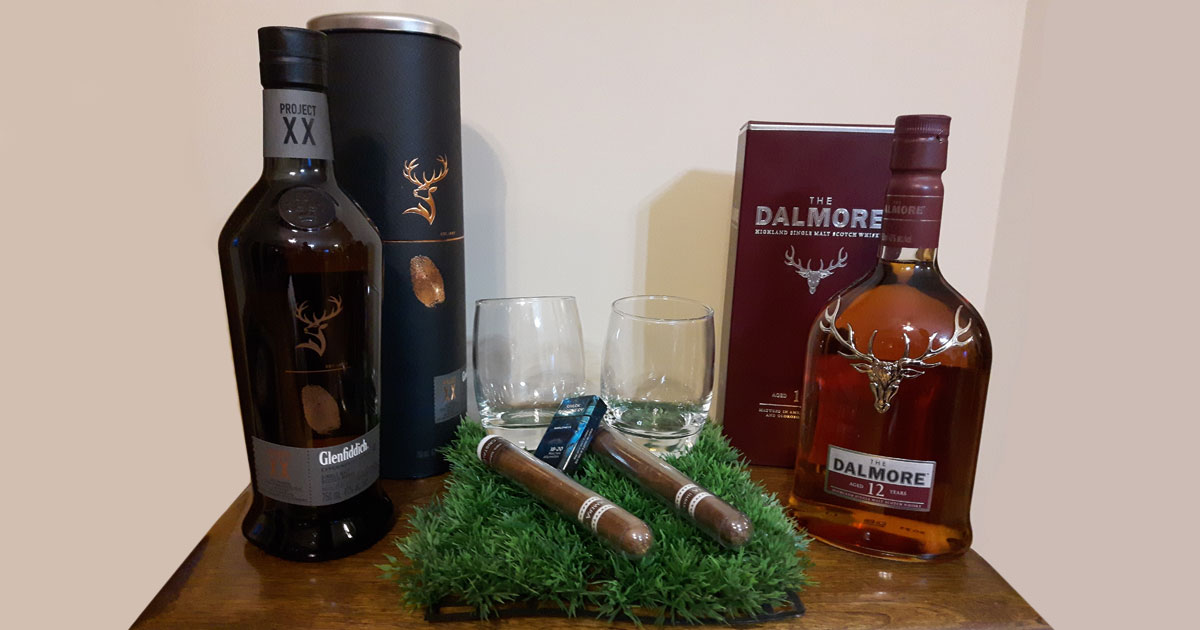 Whiskey and Cigars Banquet Donation