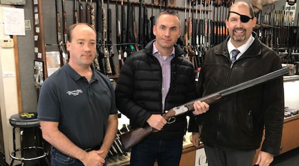 2018 Beretta Shotgun Raffle Winner featured image