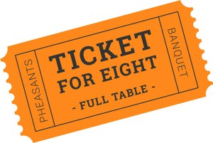Full Table Banquet Ticket