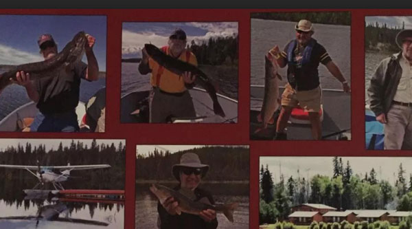 3-day Fishing Packages for 1 Banquet Donation
