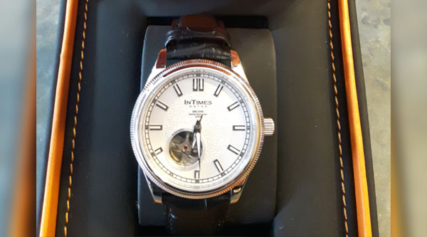 Special Edition In Times Watch Banquet Donation