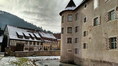 Wasserschloss (moat).