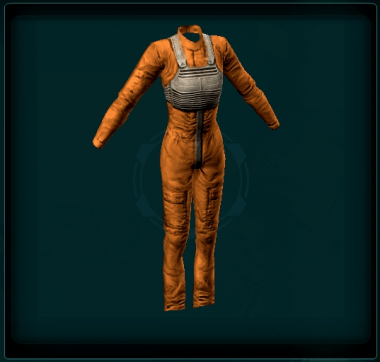 Fighter Fightsuit