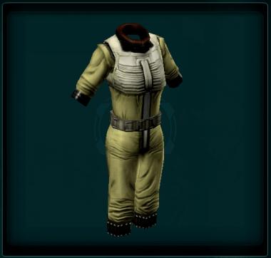 Heavy Flightsuit