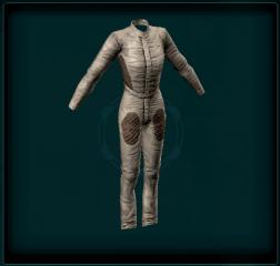 Reinforced Jumpsuit