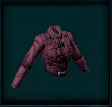 Heavy Reinforced Jacket