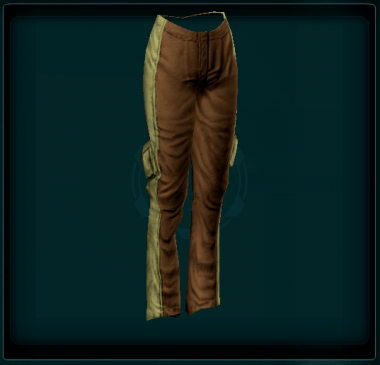 Large Pocket Pants
