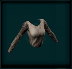 Formfitting Undershirt