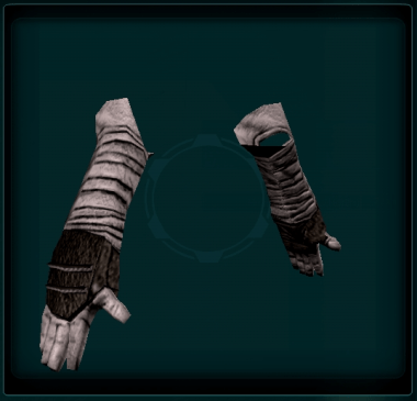 Wookiee Arm Wraps