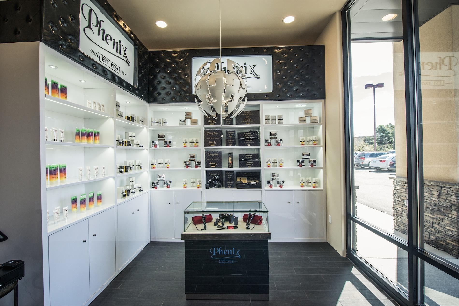 Phenix Salon Suites  Suite Interior Gallery