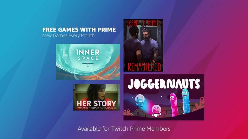 Twitch Prime Loot for April | Phenixx Gaming