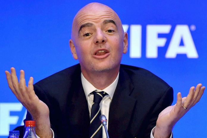 FIFA threatens players in any breakaway league with ban from international football