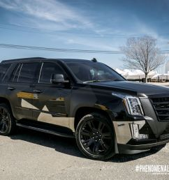 custom escalade [ 1100 x 733 Pixel ]