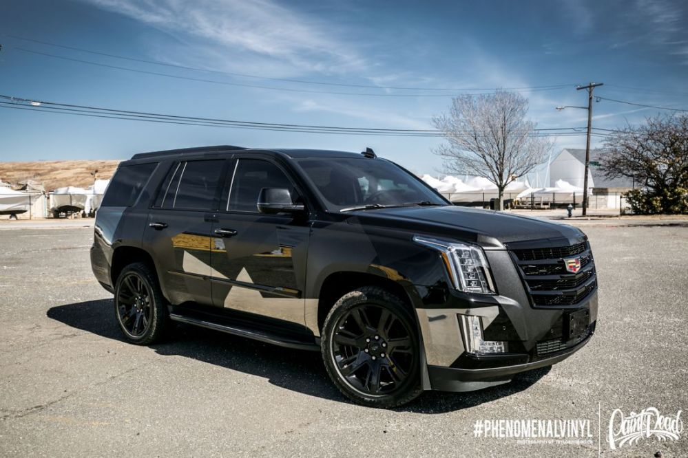 medium resolution of custom escalade