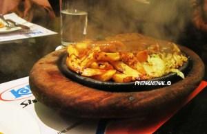 Kobe Chicken Sizzler - Phenomenal World