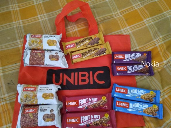 PhenoMenal World - Unibic Hamper