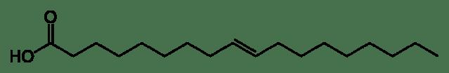 Elaidic Acid, a Trans Unsaturated Fat
