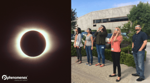 Do You Know the Difference Between Viewing the Sun Normally and a Solar Eclipse?
