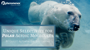 Selectivity for Polar Acids