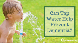 Natural Lithium in Tap Water Could Protect Against Dementia