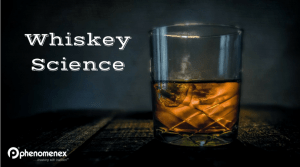 Chemistry Just Made Drinking Whiskey, A Splash Better