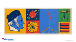 Google Doodle Honors Johann Carl Friedrich Gauss—Learn Why!