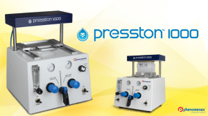 Pneumatic Positive Pressure Manifold that will Streamline Sample Prep