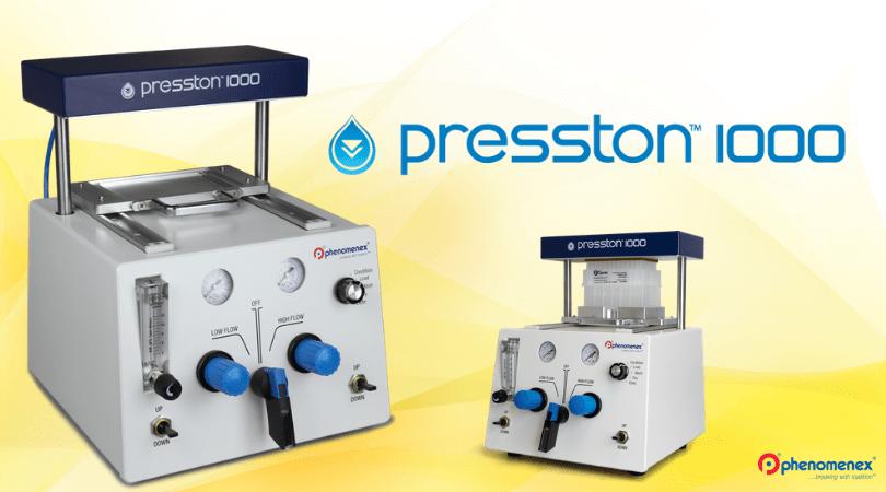Presston 1000 Positive Pressure Manifold