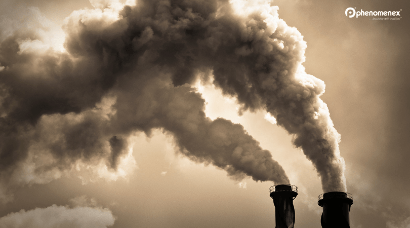 How gas chromatography can help monitor persistent organic pollutants, or POPs