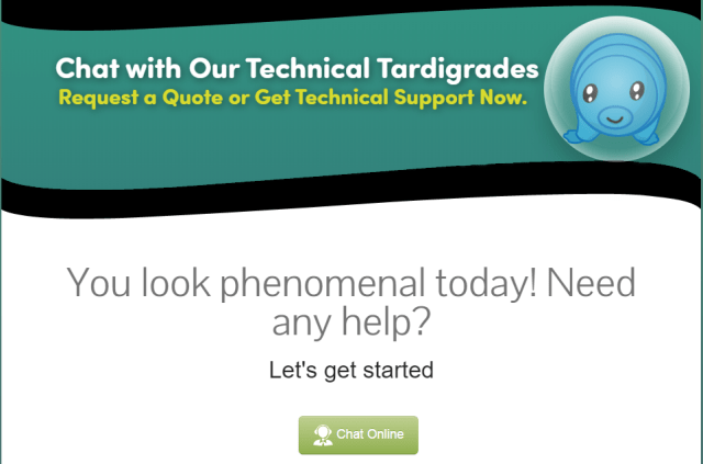 Live Chat with technical experts chromatography web tools