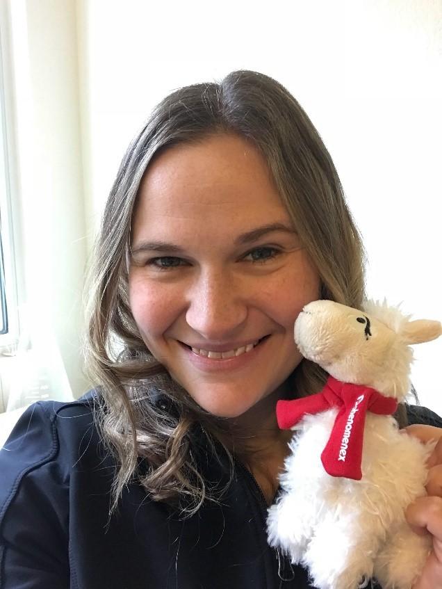 Technical Expert - Genevieve Hodson