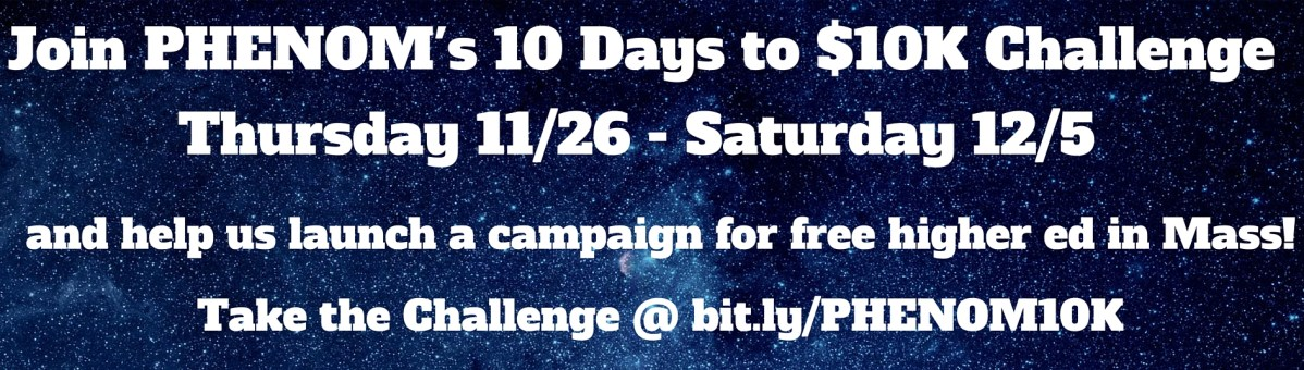PHENOM's 10 Days to $10K Challenge